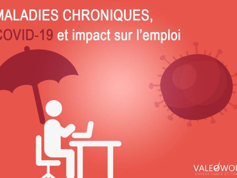 Maladies chroniques, COVID-19 et impact sur l'emploi